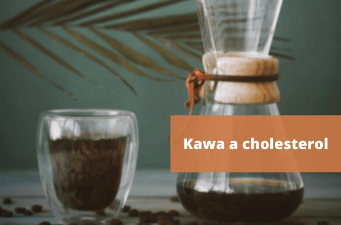 Kawa a cholesterol - czy picie kawy podnosi cholesterol i wpływa na trójglicerydy?